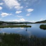 [ブログ] 神秘の湖 女神湖。 湖周を一周散歩することで その魅力にハマります。