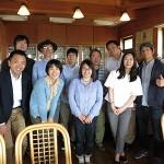 [ブログ] 新規にペンションや飲食店を開業した方の集まりを開催しました。